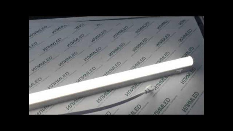 Светодиодный светильник ASD СПБ-Т5 7Вт IP20 600мм