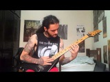 Deathspell Omega - Wings of Predation (Cover)