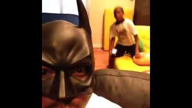 Vines Batman Nigga - If batdad was black (Amzing Dialy Vines)