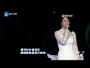 Baek Ji Young - Like Being Shot by a bullet That Woman @ New Year's Eve Concert