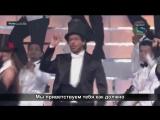 Церемония 58th Idea Filmfare Awards 2013 - выступление Шахрукх Кхана, посвящённое 100-летию Болливуда (с русскими субтитрами).72