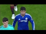 Футбол. Английская Премьер - лига 2015/16. 21 тур. Chelsea - West Bromwich Albion