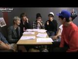 [RUS SUB] [BTS 꿀 FM 06.13] 2nd BTS birthday BTS FESTA 2015