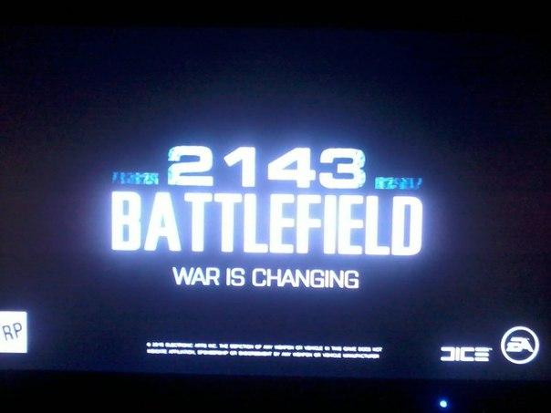 Выложенные в сеть скриншоты Battlefield 2143 оказались подделкой