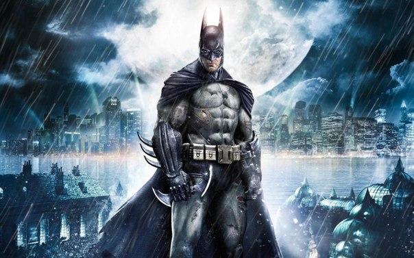 Batman: Arkham Knight занял первое место в британских чартах