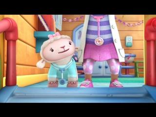 Доктор Плюшева - День рождения Хелли + И у акул болят зубы