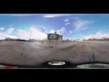 Метеоритный дождь - Видео 360 градусов