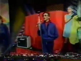 CCCP Fedeli alla linea - TV Live D.O.C. 21.03.1988