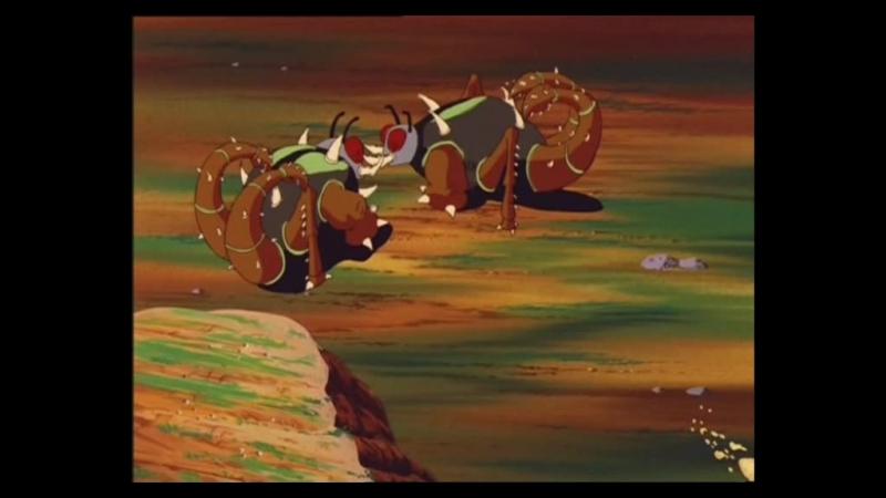 Космические Агенты 10 серия из 13 / Команда 22-Z / Bureau of Alien Detectors Episode 10 (1996)
