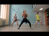 Катерина Bubble / Dancehall / Zames Studio 27/09/2015