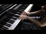 Final Fantasy VII - Interrupted by Fireworks piano arrangement