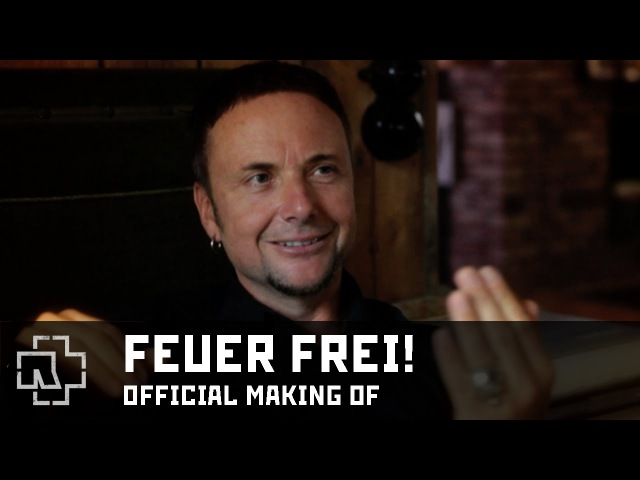 Rammstein - Feuer Frei! (Official Making Of)