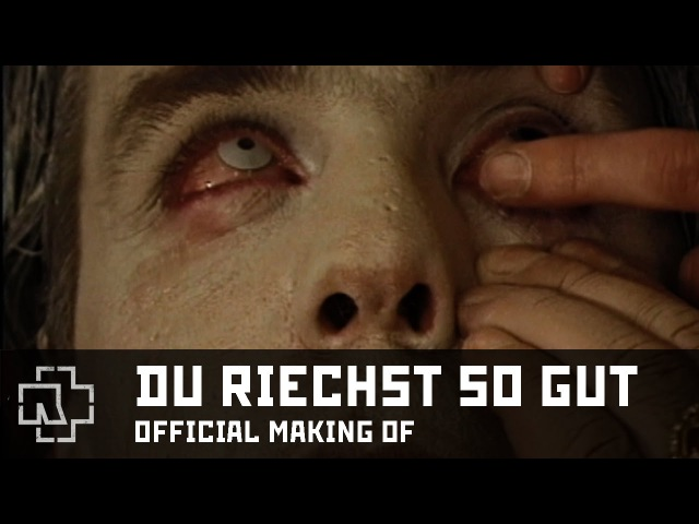Rammstein Du Riechst So Gut '98 Official Making Of
