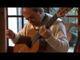 W. A. Mozart Sonata N 11 K 331 Tema e variazioni Guitar Transcription Ganesh Del Vescovo