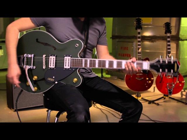 Gretsch Streamliner Center Block Double Cutaway Guitars