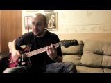 Оптимизм - ГрОб (Егор Летов гитара кавер аккорды бой)
