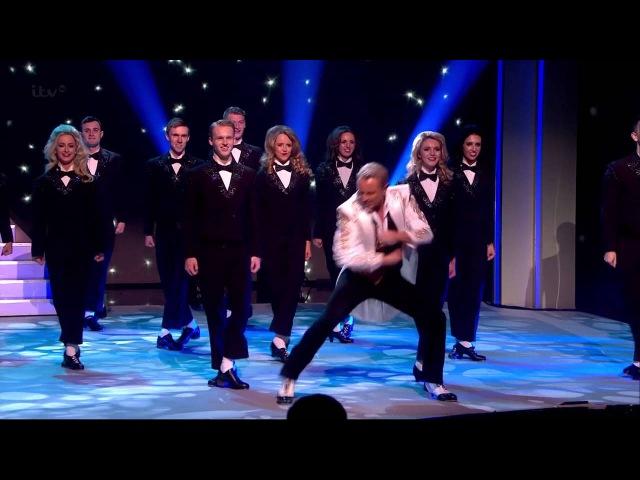 Michael Flatley - Lord Of The Dance (Live @ BGT)