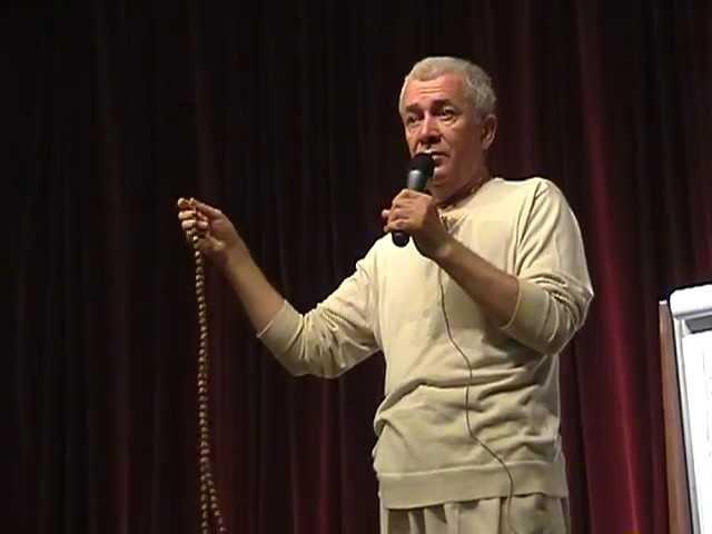 Александр Хакимов - Джапа - мантра-медитация на чётках
