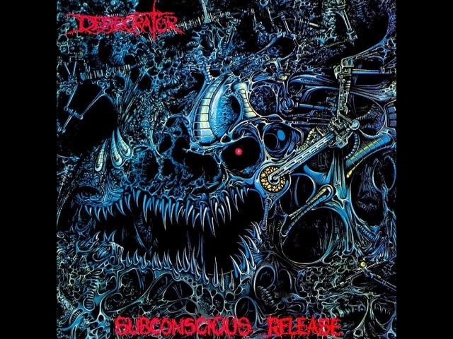 Desecrator Subconscious Release (1991) full album ϟ