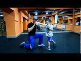 тренировка для ребенка. бокс nhtybhjdrf lkz ht,tyrf. ,jrc