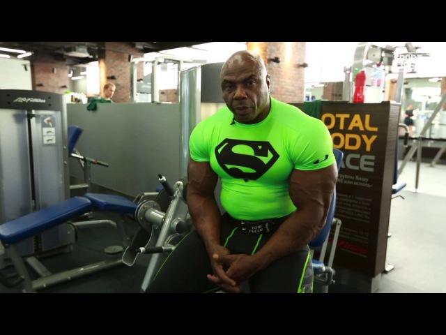 Мастер класс Toney Freeman Тренировка мышц бедра vfcnth rkfcc toney freeman nhtybhjdrf vsiw tlhf