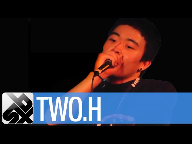TWO.H | Grand Beatbox Battle 13 | Showcase Small Final