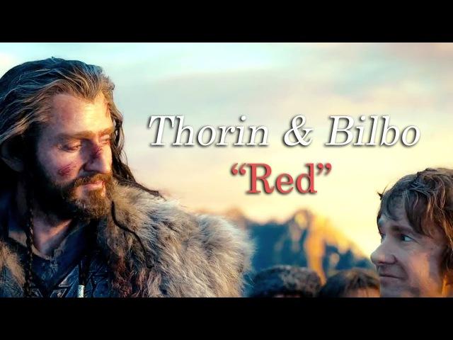 Thorin Bilbo - Red