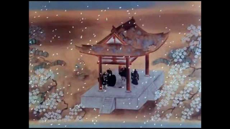 Кихатиро Кавамото - Легенда храма Додзодзи. (Musume Dojoji)