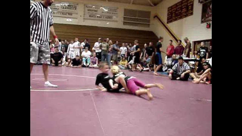 Kids jui jitsu