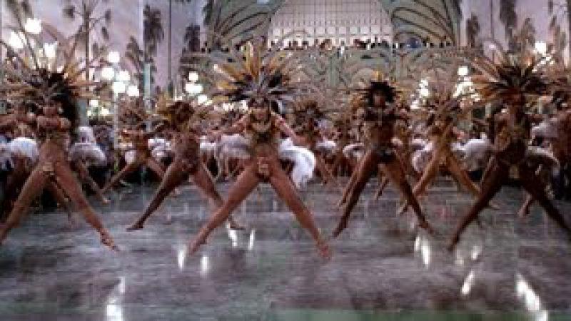 Bongo Dance! Safri Duo Played Alive