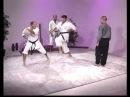 Теруо Чинен Окинавское Годзю рю 1 4 часть Teruo Chinen Okinawan Goju Ryu part 1 4