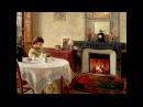 П.И.Чайковский Январь. У камелька из цикла Времена года