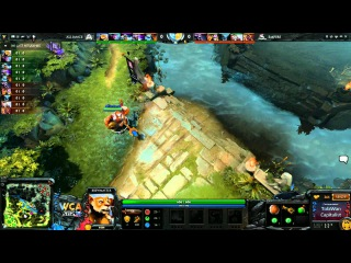 WCA EU Open Qualifier - The Alliance vs Team Empire (Game 2)