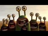 Слизняки из мультфильма Смывайся Flushed Away Sweatslugs