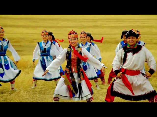 Traditional Mongolian Music Dance My Beloved Country Mongolia Song