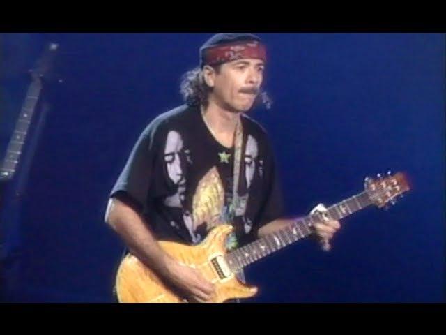 Santana - Oye Como Va (Live HQ - Carlos Santana)