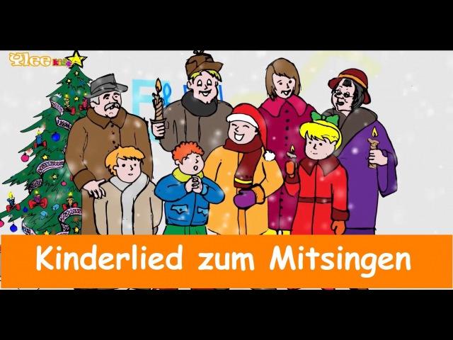 Jingle Bells - Sing mit (Karaoke Version) Weihnachtslied mit Text am Bildschirm