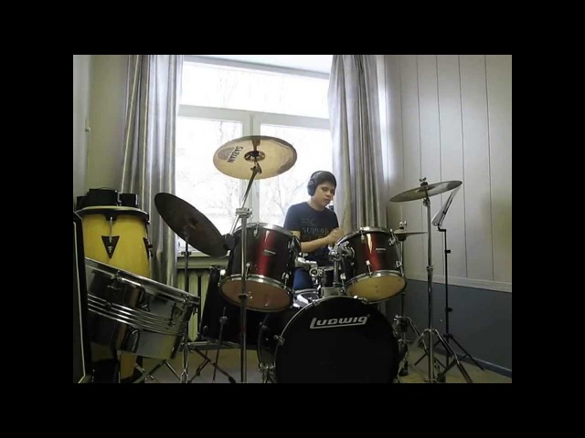 Drum cover AC/DC Highway to Hell.