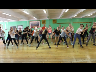 DANCEHALL FRESH - FLASHMOB