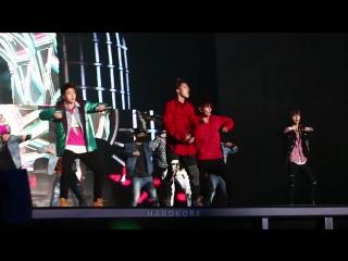 [FANCAM] 151227 iKON - DUMB&DUMBER (Gayo Daejun)