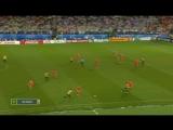 26.06.2008. Футбол. Чемпионат Европы. Полуфинал. Россия - Испания