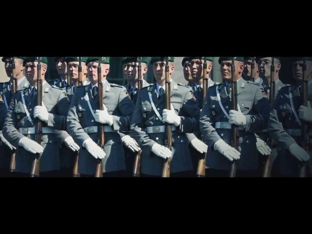 The Germans are back! Bundeswehr 2014 German Army Parade, Die Deutschen sind terug!