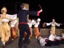 Amazing Serbian Folk Dance - Very Fast!