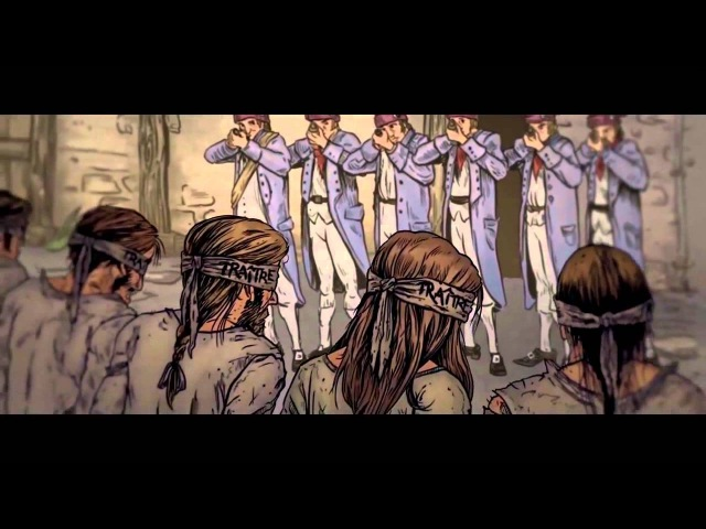 Assassin's Creed Unity - Французская революция (Короткометражная анимация видео о создании)