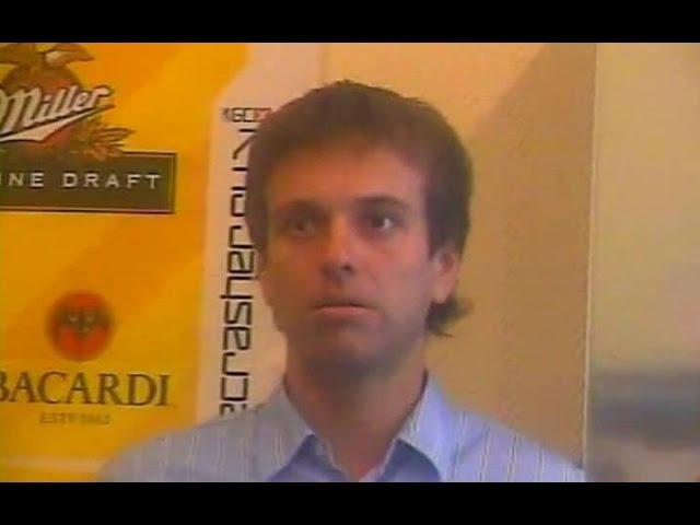 Андрей Губин в программе Розыгрыш (2005)