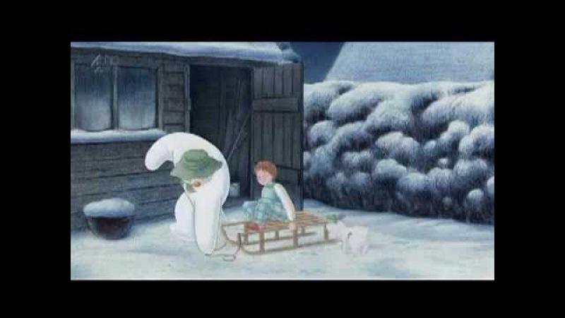 «Снеговик и Снежный пёс» (