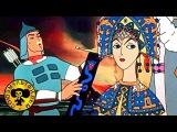 Сборник мультиков: про солдата, Змея Горыныча, про колдунов и ведьм