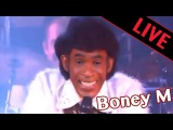 Boney M - Best of - LIVE - Les Ann