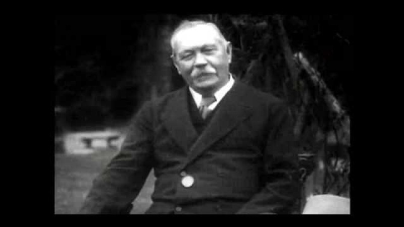 Интервью с Артуром Конан Дойлем: Arthur Conan Doyle Interviewed on Sherlock Holmes and Spirituality