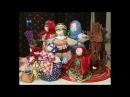 Делаем куклу травницу антидепрессант Мастер класс для детей и родителей